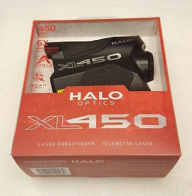 Halo Optics XL-450 6x 450 Yard Laser Range Finder - XL450-7