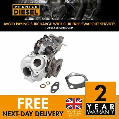 BMW X3 2.0 d (E83 / E83N) 762965 120 Kw 163 HP GTB1752V Turbocharger + Gaskets