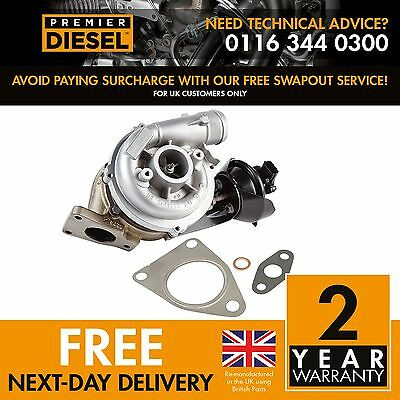 Ford Kuga Mondeo S-Max 2.0 TDCi 760774 753847 136HP GT1749V Turbo + Gaskets