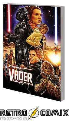 Marvel Star Wars Vader Down Tp New/unread Bagged & Boarded