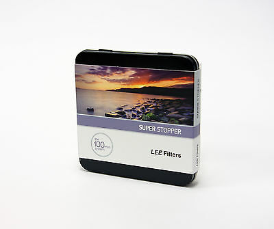 Lee Filters Super Stopper 15 stops 100x100mm Glass Filter.New! Just received!