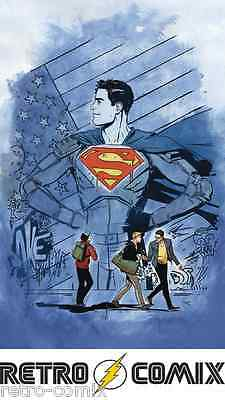 Dc Superman American Alien #6 Case 1:25 Variant New/unread Bagged & Boarded