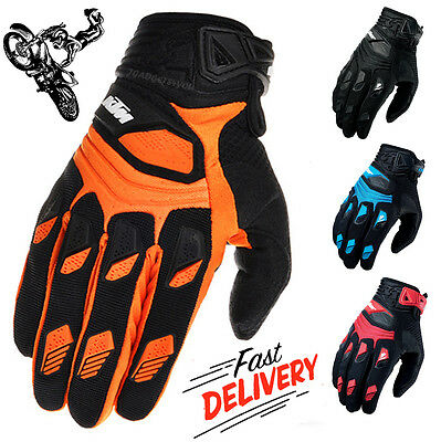 Thor Deflector Mx Gloves Motocross Enduro Offroad Fox Ktm Bmx Atv Dh