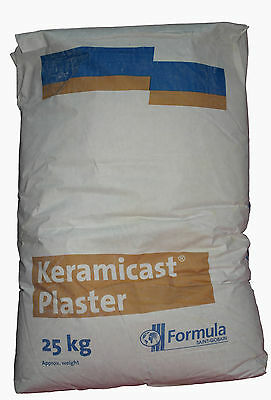 Keramicast Casting plaster select your size
