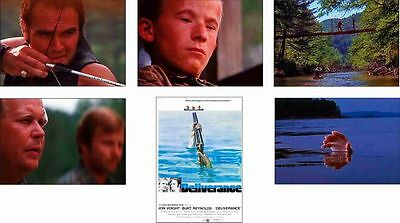 Deliverence Great New Film Scene 6 Postcard Set