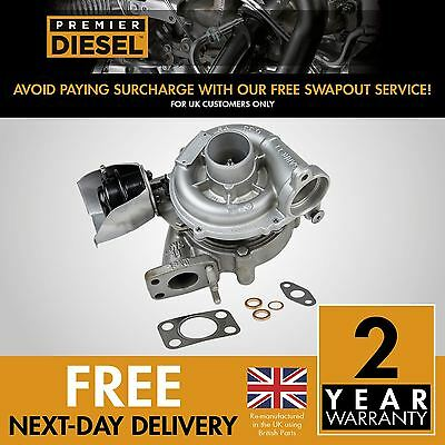 Ford Focus Mazda Peugeot 1007 753420 80 Kw 109 HP Turbocharger Turbo
