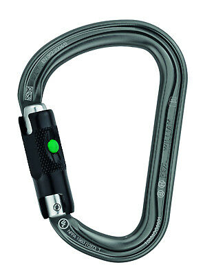 Petzl Karabiner William BL -BallLock-