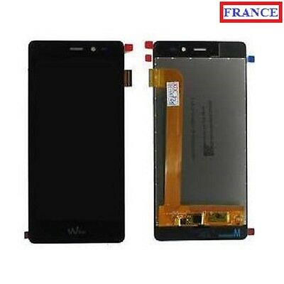 Ecran Complet Vitre Tactile + Lcd Assemblee Wiko Tommy 4G + Outils (#A9#)