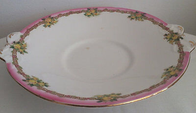 Tuscan China Serving Plate c1907