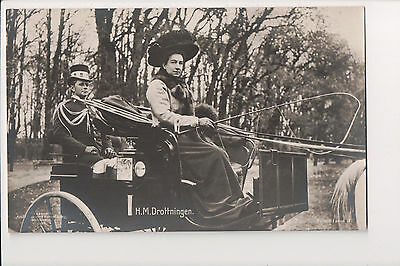 Vintage Postcard Princess Victoria of Baden Queen of Sweden