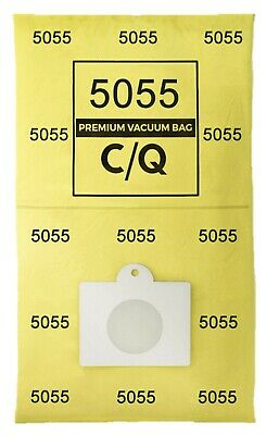 50 Kenmore Vacuum Bags C 5055 50557 50558 Panasonic C-5 (5 SEALED 10 Packs)