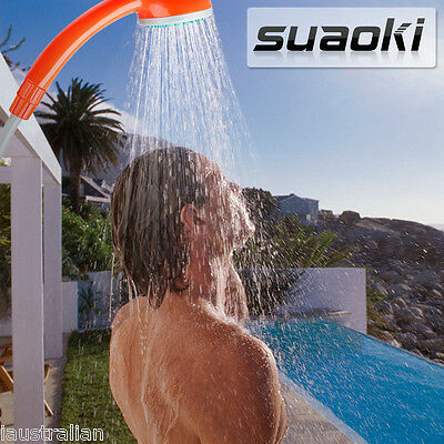 Suaoki Outdoor Handheld Portable Shower with Showerhead for Travel Camping