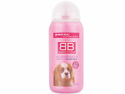 Ancol Dog Puppy Shampoo BB Baby Powder Fragrance 200ml