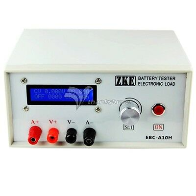EBC-A10H Li/Pb Battery Charging Capacity Test Power Performance Tester Charger