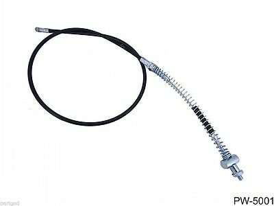 NEW REAR BRAKE CABLE ASSEMBLY DRUM for YAMAHA PW50 PW 50 1981-2009  Dirt Bike E2