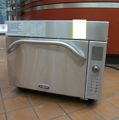 Amana Xpress AXP20 Combi Convection Microwave Oven 2009