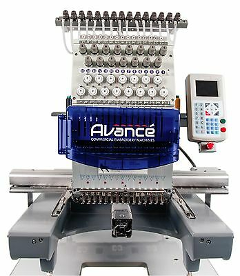 Avancé 1501C Compact Commercial Professional Embroidery Machine