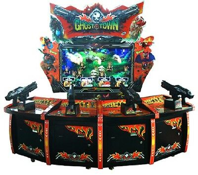 LAI Games Ghost Town Arcade Game