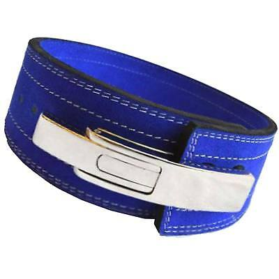 Be Smart Weight Power Lifting Leather Lever Pro Belt Gym Training Powerlifting