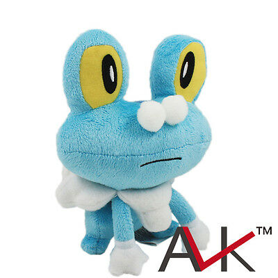 Pokemon Pokemon XY series of small foam frog plush toys