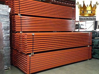 Teardrop Pallet Rack Cross Beams - Industrial Warehouse Shelving/Racking- 120''