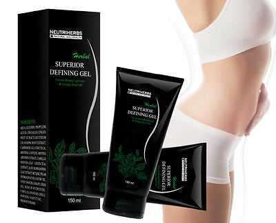 Body Wraps Superior Applicators W/ Defining Gel It works to Tone Tighten Firm