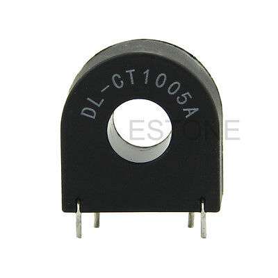 50A DL-CT1005A 10A/5mA Wear Core Type AC Miniature Current Transformer Sensor
