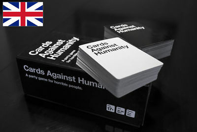 Cards Against Humanity, 550 Card Full Base Set Pack Party Game UK Version