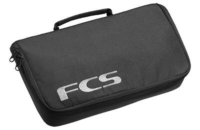 New Fcs Shortboard 6 Fin Deluxe Wallet New & Genuine From FCS Surf