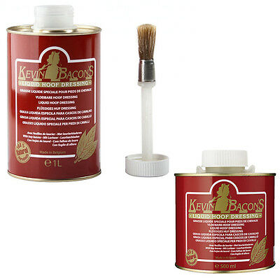 Kevin Bacon's Liquid Hoof Dressing With Application Brush - 500 ML Or 1 Litre