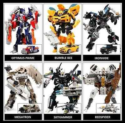 Dark of the Moon Transformers 3 Autobots Optimus Prime Action Figures Robot