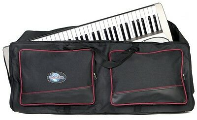 Keyboard Gig Carry Bag for Yamaha YPG 235 Padded Case Water Resistant w/ Pockets