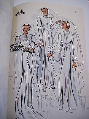 "Art Deco ""Chic Parisien"" May 1937  No.464 Buyer's Catalog w/ Women's Fashions  *"