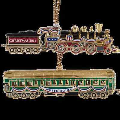 The White House Historical Association Ornament - Warren G. Harding - 2014