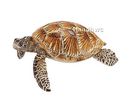 Schleich 14695 Sea Turtle Reptile Animal Realistic Model Toy Figurine - NIP