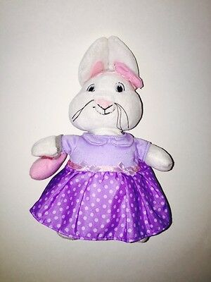 MAX & AND RUBY Stuffed Plush Barnes & Noble Toy RUBY Bunny Rabbit 10""