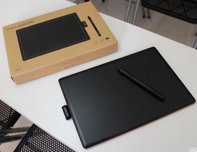 NEW ONE BY Wacom CTL-472 Small Drawing Graphic Tablet