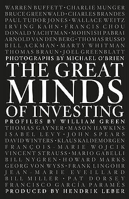 The Great Minds of Investing - William Green - 9783898799249