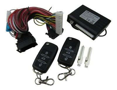 Radio Remote control 2x Central locking VEHICLE SPECIFIC PLUG -AND-PLAY