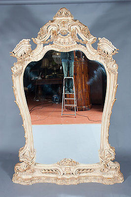 Louis Quinze Style Mirror Handmade in Germany M-Dom-14