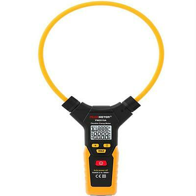Flexible AC Current Clamp Meter 3000A 6000 count CE ETL CAT.Ⅲ 1000V