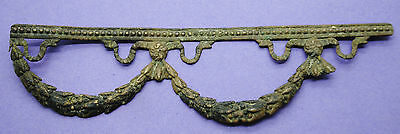 Georgian period copper alloy furniture decoration 18th-19th century AD.