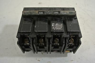 Siemens Circuit breaker 4 Pole 200 Amp 120/240 Cat: EQ9685