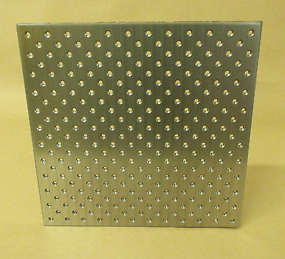 """Tooling Plate, 12"""" x 12"""", 1/4-20 Holes, TLPLATE1212"""