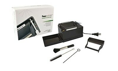 NEW Powermatic 2 PLUS Electric Cigarette Injector Machine FREE SHIPPING FROM USA