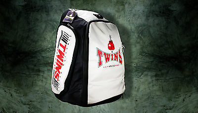 Twins Special Thai Boxing BAG Gray Color from Thailand