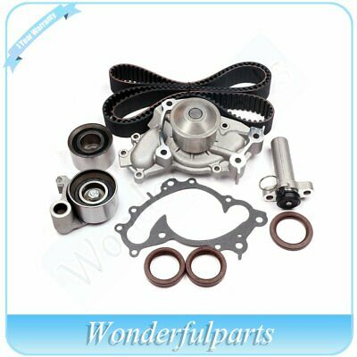 NEW Timing Belt Water Pump Kit For Toyota Avalon Sienna Camry Lexus 3.0L 1MZFE