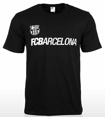 Barcelona FC Mens Supporter Tee Shirt 'Select Size' S-3XL BNWT