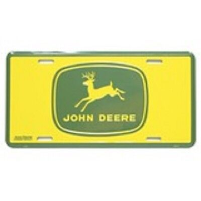 John Deere License Plate-LP10165