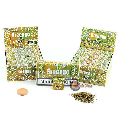 Greengo Herbal Smoking Mixture 30g 100% Nicotine & Tobacco Free| Substitute